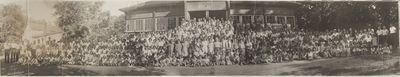 St. John's Lutheran Sunday School picnic, 1936