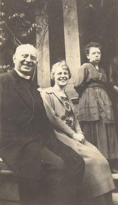 Rev. F. W. Emil Boeckelmann and two women