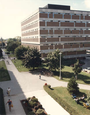 Wilfrid Laurier University Library