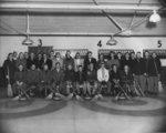 Waterloo College Curling Club, 1953-54