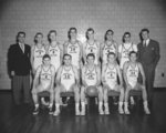 Waterloo College men's basketball team, 1953-54