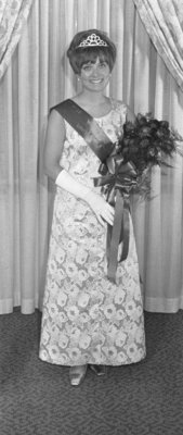 Libbie Westland, Miss Waterloo Lutheran University 1969