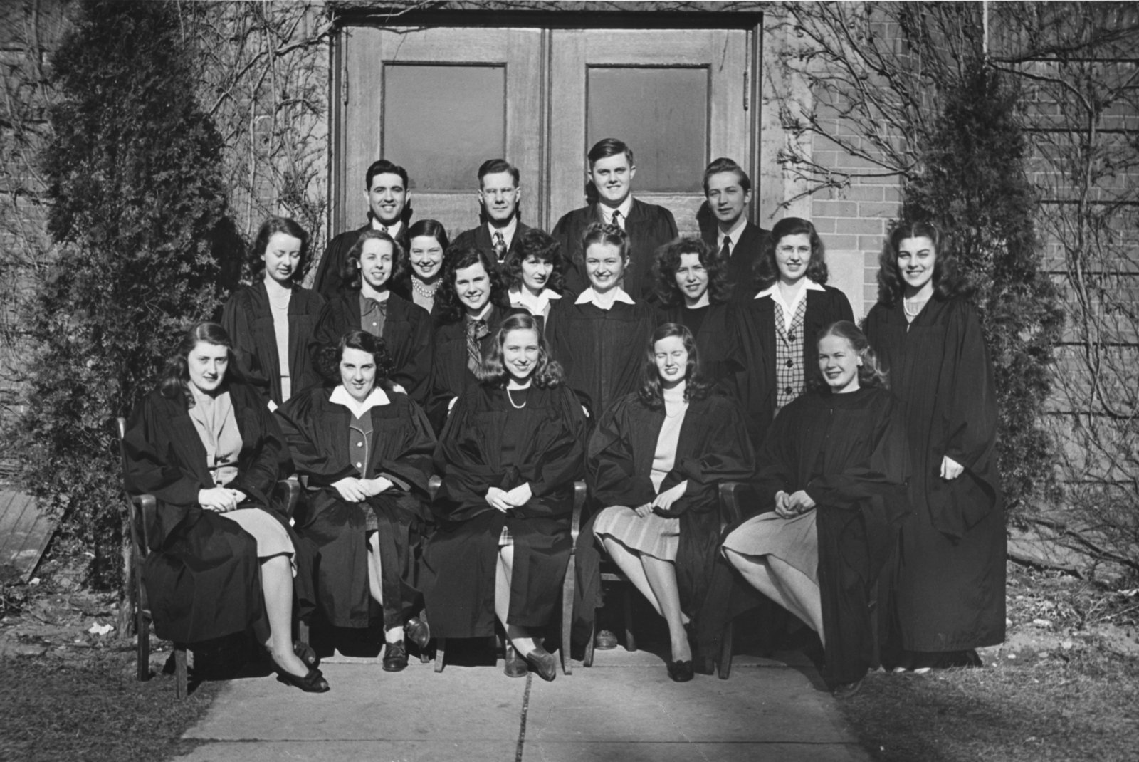 Waterloo College class of 1946