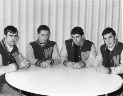 Waterloo Lutheran University Lettermen's Club, 1968-69