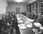 Waterloo Lutheran University Board of Governors meeting, 1966
