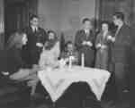Lutheran Students' Association tea