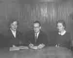 Waterloo College Committee of the National Federation of Canadian University Students, 1955-56