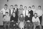 Waterloo College Athletic Awards recipients, 1954-55