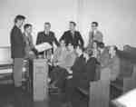 Evangelical Lutheran Seminary of Canada students, 1951