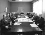 Joint meeting of the Executive of the Eastern Canada Synod and the Executive of the Board of Governors of Waterloo Lutheran University, 1963