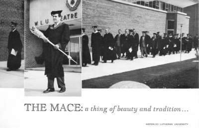 The mace : a thing of beauty and tradition