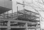 Construction of the Central Teaching Building, Waterloo Lutheran University