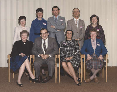 Wilfrid Laurier University Long Service Awards, 15 years of service, 1985