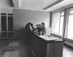 Waterloo Lutheran University Housing Office, 1971