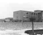 Arts Building addition, Waterloo Lutheran University