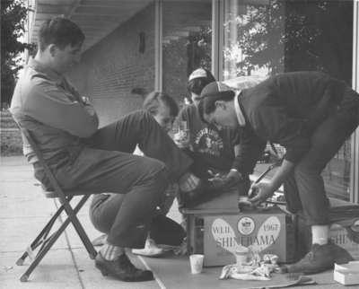 Shinerama 1967, Waterloo Lutheran University