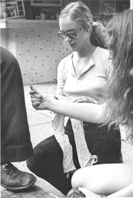 Shinerama 1972, Waterloo Lutheran University