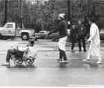 Waterloo Lutheran University Homecoming Parade, 1967