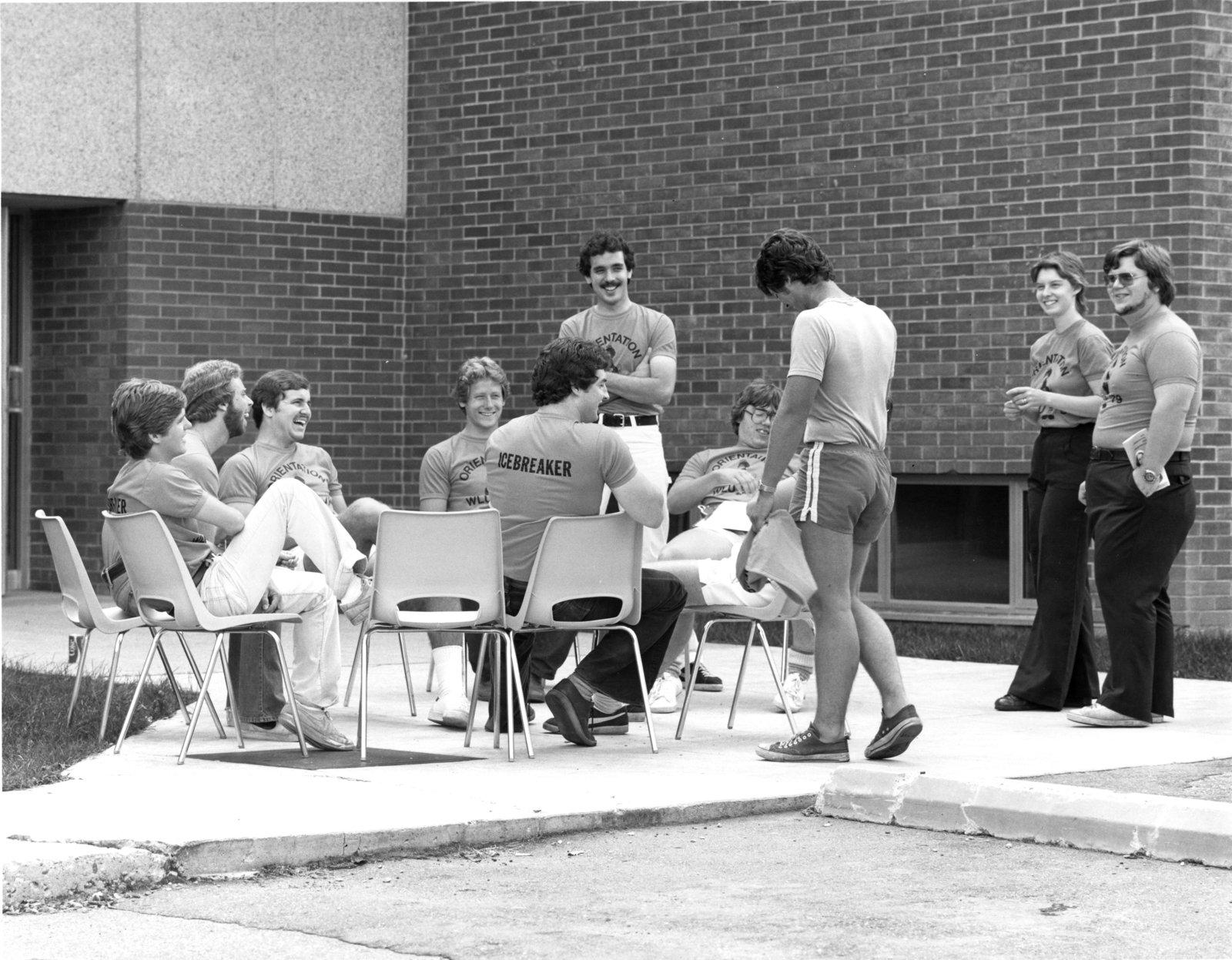 Wilfrid Laurier University Orientation Week, 1979