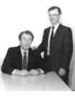 Gene Deszca and Tupper Cawsey
