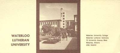 Waterloo Lutheran University