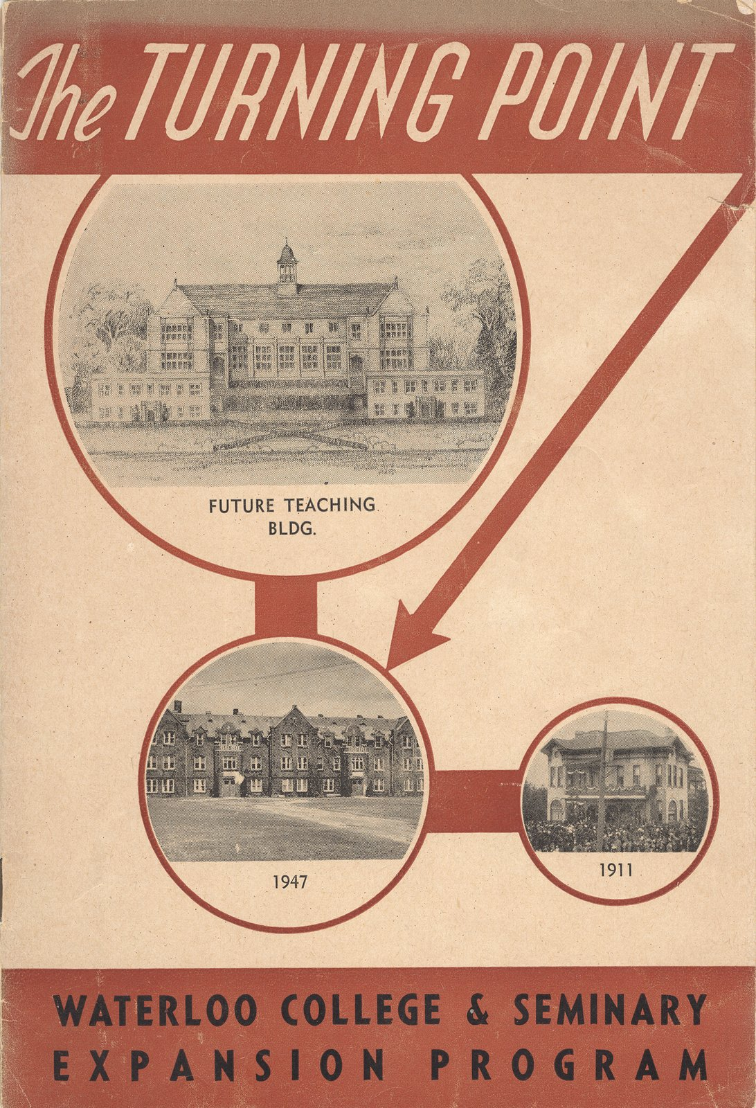 The turning point : Waterloo College & Seminary expansion program