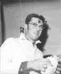 Waterloo College initiation week, 1954