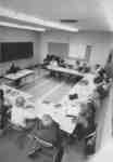 Social work class, Wilfrid Laurier University