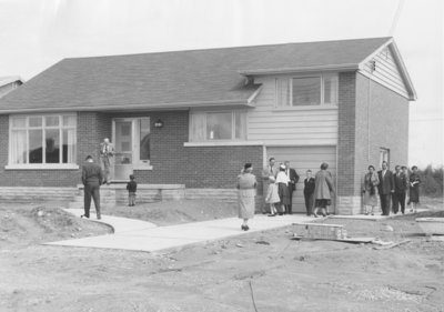 New parsonage in Kitchener, Ontario