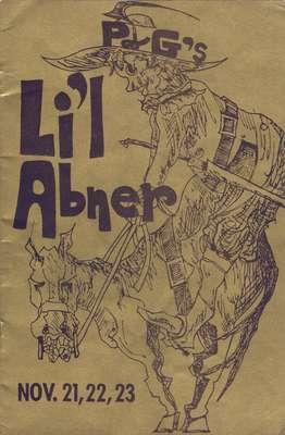 Li'l Abner : an original musical comedy