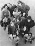 Twelve Waterloo Lutheran University students