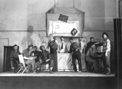 Frosh Follies, Waterloo College, 1948