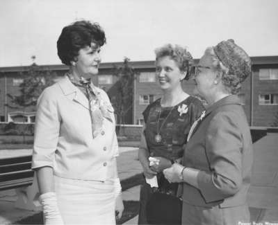 Lutheran Church Women convention, 1964