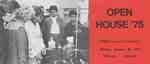 Open House '75 : Wilfrid Laurier University
