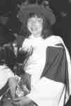 Leslie Tutty at Wilfrid Laurier University spring convocation 1991