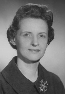 Dorothy J. Marple