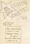 Waterloo College Senior Varieties '48 : the graduating class of 1948 present their 1st annual all-star variety show, Thurs Feb 26