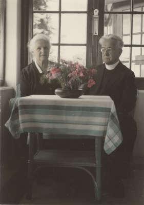 Rev. and Mrs. Ernst Neudoerffer