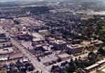 Aerial view of Waterloo Lutheran University, 1972