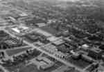 Aerial view of Waterloo Lutheran University