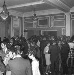 Waterloo Lutheran University graduation banquet, 1969
