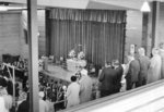 Waterloo Lutheran University baccalaureate service, May 1969