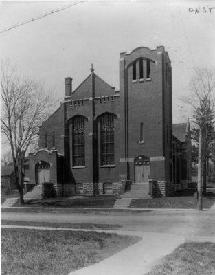Zion Evangelical Lutheran Church, Stratford, Ontario