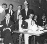 Waterloo College Christmas Banquet, 1953