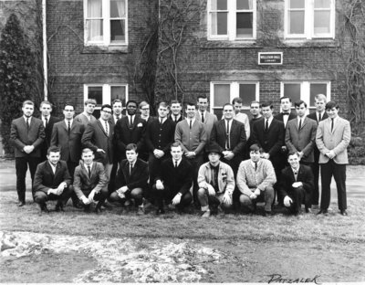 Willison Hall residents, 1965-66