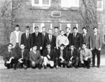 Willison Hall residents, 1966-67