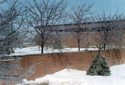 Theatre Auditorium, Waterloo Lutheran University