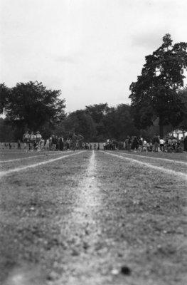 Woodside Park track, Kitchener, Ontario