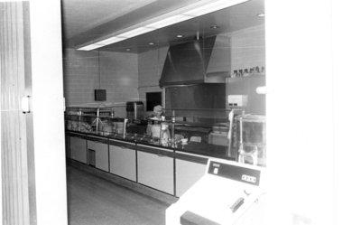 Dining Hall, Waterloo Lutheran University