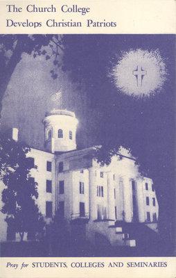 Waterloo College baccalaureate service program, 1943